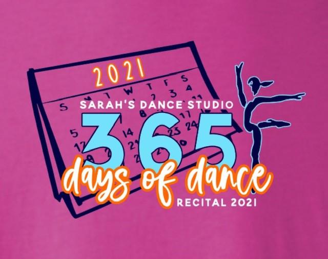 2021 Recital Logo